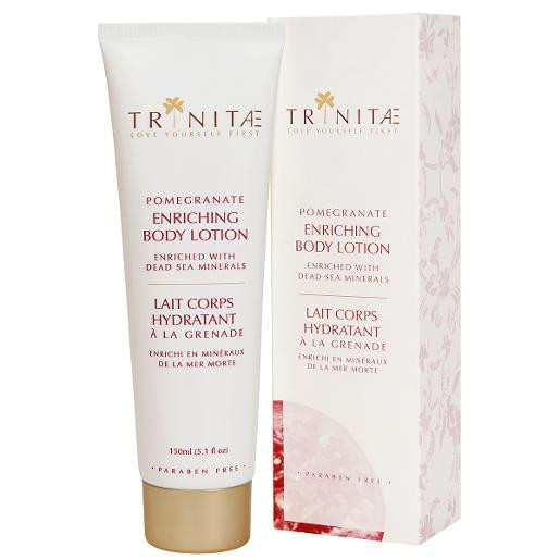 Pomegranate Enriching Body Lotion Enriched with Dead Sea Minerals