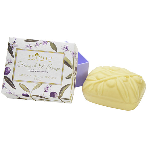 Olive Oil Soap super moisturizing with Lavender