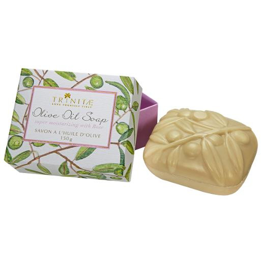 Olive Oil Soap super moisturizing with Rose