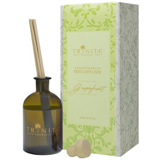 Trinitae Raumduft Raumparfuem Room Diffuser Kit - Grapefruit