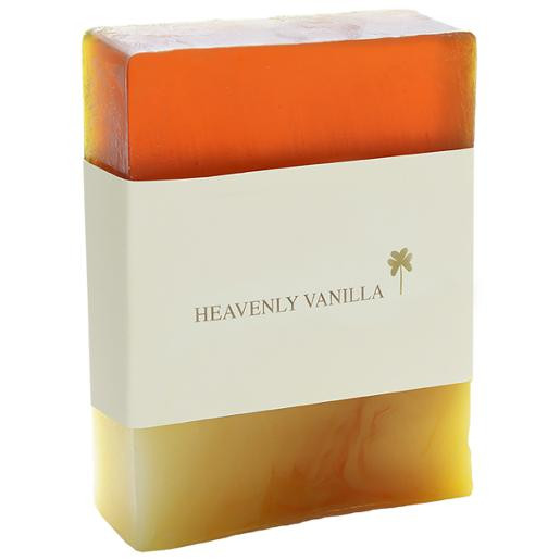 Aromatherapy Handmade Soap Heavenly Vanilla