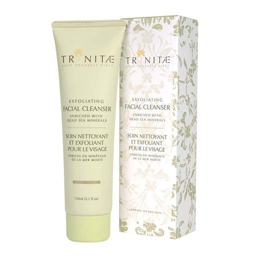 Exfoliating Facial Cleanser Enriched with Dead Sea Minerals