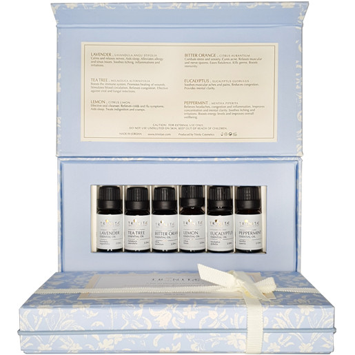 Trinitae Aromatherapy Oil kit oel set